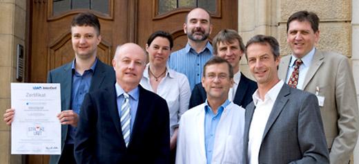 Lob für TEMPiS vom Bayerischen Gesundheitsministerium